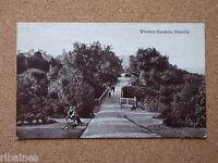 R&L Postcard: Windsor Gardens Penarth, Valentine's, Wales