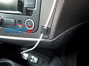 10x-Self-Adhesive-Cable-Routing-Clips-Ideal-to-Tidy-Phone-GPS-amp-Dash-Cam-Cable