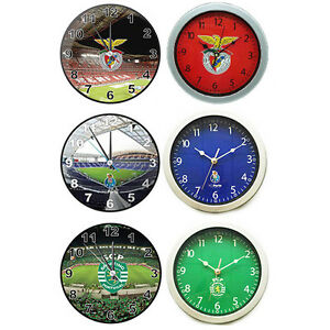 Sl Benfica Fc Porto Sporting Cp Portugal Wall Clock 2 Models For Team Ebay