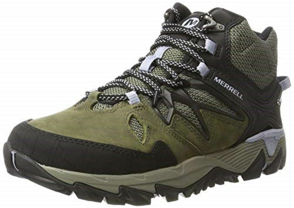 MERRELL ALL OUT BLAZE 2 GORTEX  LACE UP UP UP HIKING Stiefel a03d19