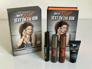NEW-BENEFIT-COSMETICS-THEY-039-RE-REAL-SEXY-ON-THE-RUN-MASCARA-amp-LINER-KIT-SALE