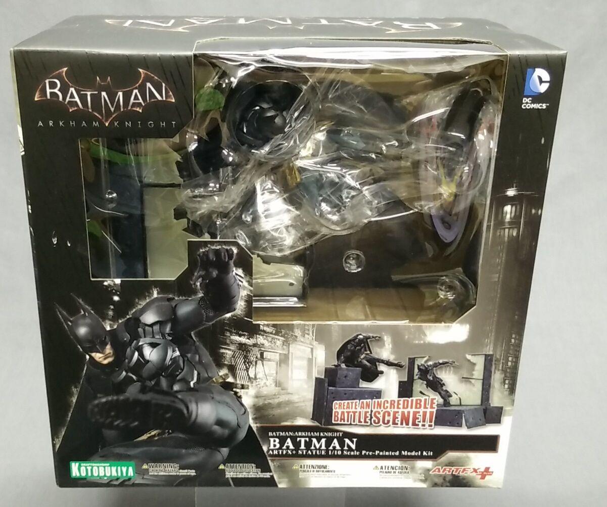ARTFX+ Batman Arkham Knight 1 10 scale Batman Kotobukiya (2 2) Japan New