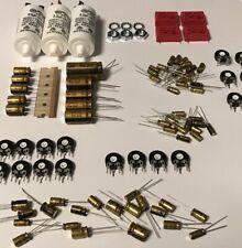 PREMIUM Reparatursatz REVOX A77 NICHICON Capacitors Elko Repairkit Komplett A 77