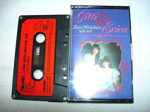 MC-Gitti-amp-Erika-1984-Musikkassette-Kassette