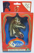 1997 GIOCHI PREZIOSI SABAN'S SISSI PRINCESS TEMPESS HORSE EUROPEAN MIB NRFB NEW