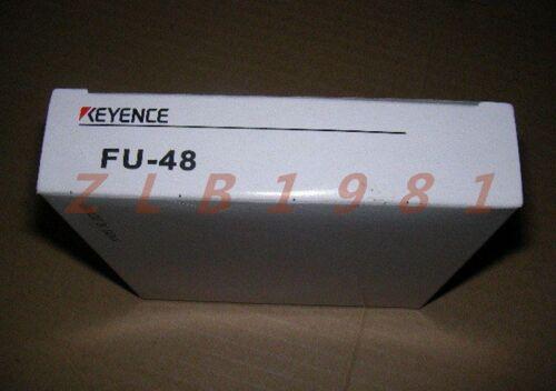 ONE NEW KEYENCE FU-48