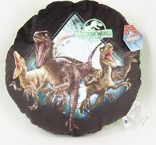 6d3b4456a6d item 4 NEW Universal Studios Jurassic World Raptor charlie Soft Plush  Pillow 14