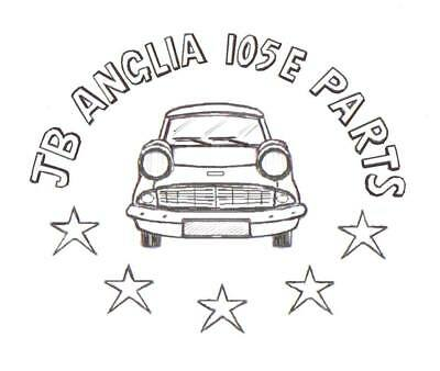J&B Anglia 105E Parts