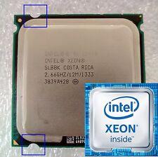 Intel Xeon E5430 2.66 GHz Quad-Core @ Core 2 Quad Q9450 LGA 775 1333 MHz FSB CPU