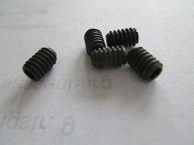 Märklin Metallbaukasten 50 Stck Schrauben mit Inbus nagelneu !! 8,5 mm