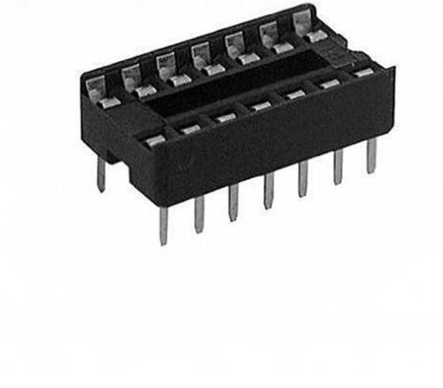 20X 14 Pin DIP IC Sockets Adaptor Solder Type Socket 2.54mm BRPA