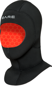 Bare Ultra Warmth Wet 7mm Hood Scuba Diving Surf Wetsuit ALL Sizes