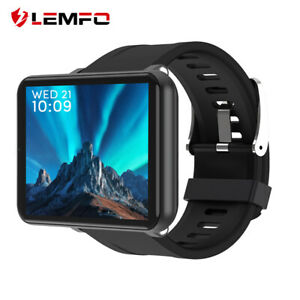 Lemfo-LEMT-smartwatch-Android-7-1-3-32G-GPS-video-call-podometre-Heart-rate