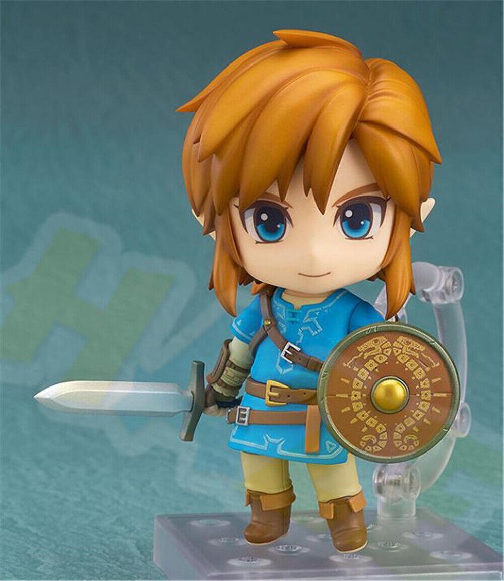 Nendoroid Link The Legend of Zelda MAJORA/'S Masken Figur Modell Spielzeug Kinder