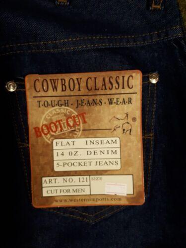 Jeans Western Mens Cowboy Classic