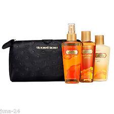 Victoria's Secret Fantasies Geschenk Set AMBER ROMANCE NEU Duschgel Spray Lotion
