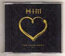 HIM - THE SACRAMENT  - CDS PART I   - SEALED MINT
