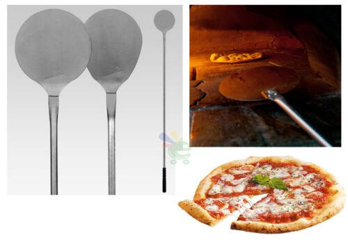 Pala per pizzeria in acciaio inox stella marca zio pepe professionale 200X20