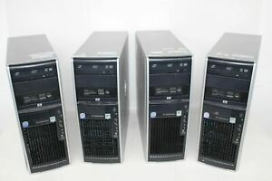 4x-JOB-LOT-HP-XW4600-Workstation-Home-Office-Tower-Intel-Desktop-Computers
