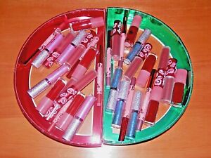 2x-Lime-Crime-Velvetines-Matte-Gloss-Lipstick-Cherry-Bomb-STRIP-travel