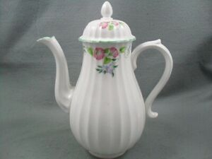 Royal-Worcester-Ingles-Jardin-Cafetera