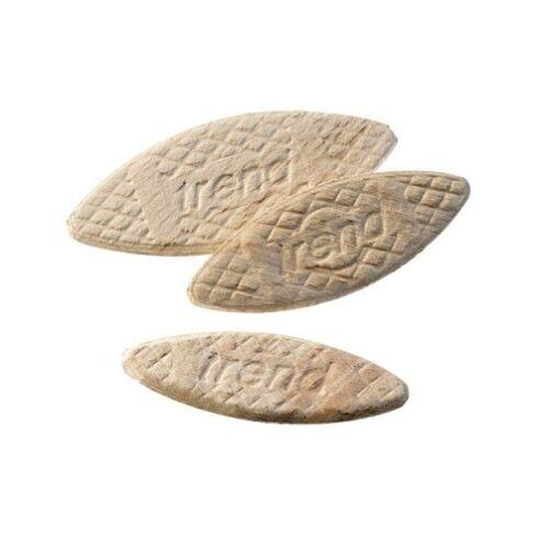 TREND BSC//20//1000 biscuits pour fraiseuse à lamelles taille 20 Boîte de 1000