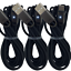 miniature 2 - 3Pack 3Ft 6Ft 10Ft USB Fast Charging Cable For iPhone 12 11 8 7 6 X Charger Cord