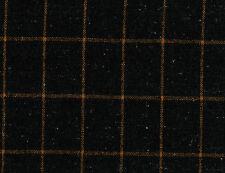 1650/2 Schottisch Tweed Stoff 100% Wolle Hergestellt In Schottland Pro Meter