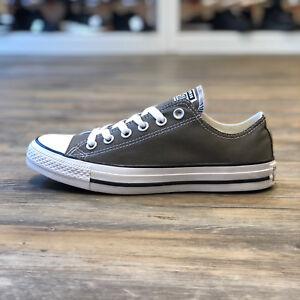 Ladies Low Os Turn Converse 42 Charcoal Star grigie 1j794c All Sneaker Gr Scarpe 8RxxtPqw