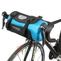 Roswheel 7l Mtb Bike Handlebar Bicycle Front Bag 100% Waterproof on sale