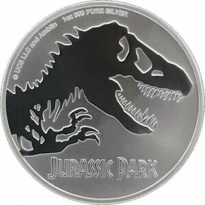 NIUE-2-Dollars-Argent-1-Once-Jurassic-Park-2020