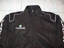 NEU FIATAGRI Traktor Fan- Jacke schwarz(weiß/grün) jacket veste giacca jas jakka