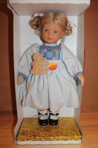 Puppen Steiff 9256/43 # 701870 Puppe Patty rarität