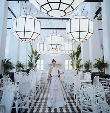 Alexis Benette Sleeveless Tiered Lace Maxi Dress White size XS
