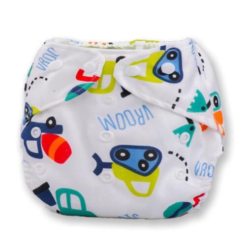 Einstellbar Schwimmwindel Baby Badehose Schwimmhose Babyschwimmen U0D2