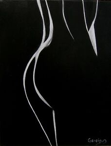 Sexy silhouette picture