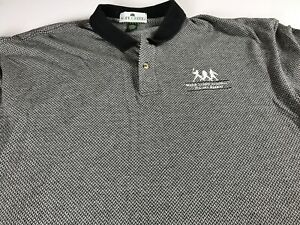 Major-League-Baseball-Players-Alumni-Polo-Shirt-Mens-2XL-Cotton-Golf-MLB-Casual