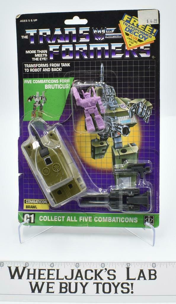 Rissa Retro W BUBBLE 100% COMPLETO VINTAGE 1986 G1 personaggi Transformers