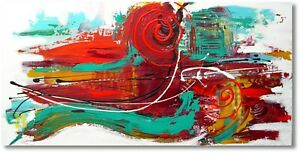 Wall-Art-Original-Abstract-Acrylic-Painting-Modern-Art-Painting-unique-no-962