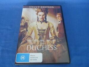 The-Duchess-DVD-Region-4