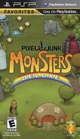 Pixel Junk Monsters Deluxe - Sony Psp