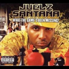 Juelz Santana : What the Games Been Missing! [Explicit][CD/DVD] (2CD