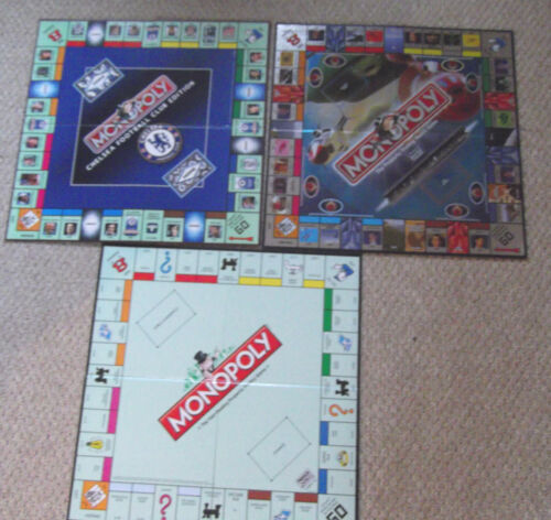 Replacement board for  MONOPOLY choose from various styles:
