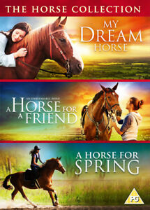 The-Horse-Collection-My-Dream-Horse-A-Horse-for-a-Friend-DVD-2018