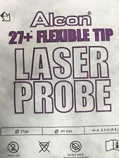 Alcon Illuminated 27 Flexible Tip Laser Probe Ga Ref 8065751709