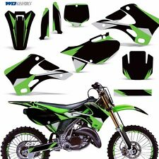 FULL Graphics for Kawasaki KX125 KX250 99,00,01,02 Dirtbike MX Motocross Deco