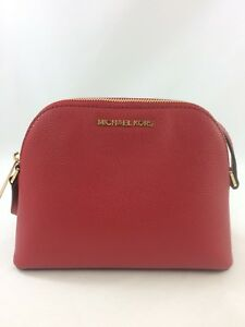 583790a88d19 Image is loading New-Authentic-Michael-Kors-Adele-Medium-Dome-Crossbody-