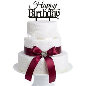 Das Bild Wird Geladen Birthday Cake Topper Happy Candle Party Supplies