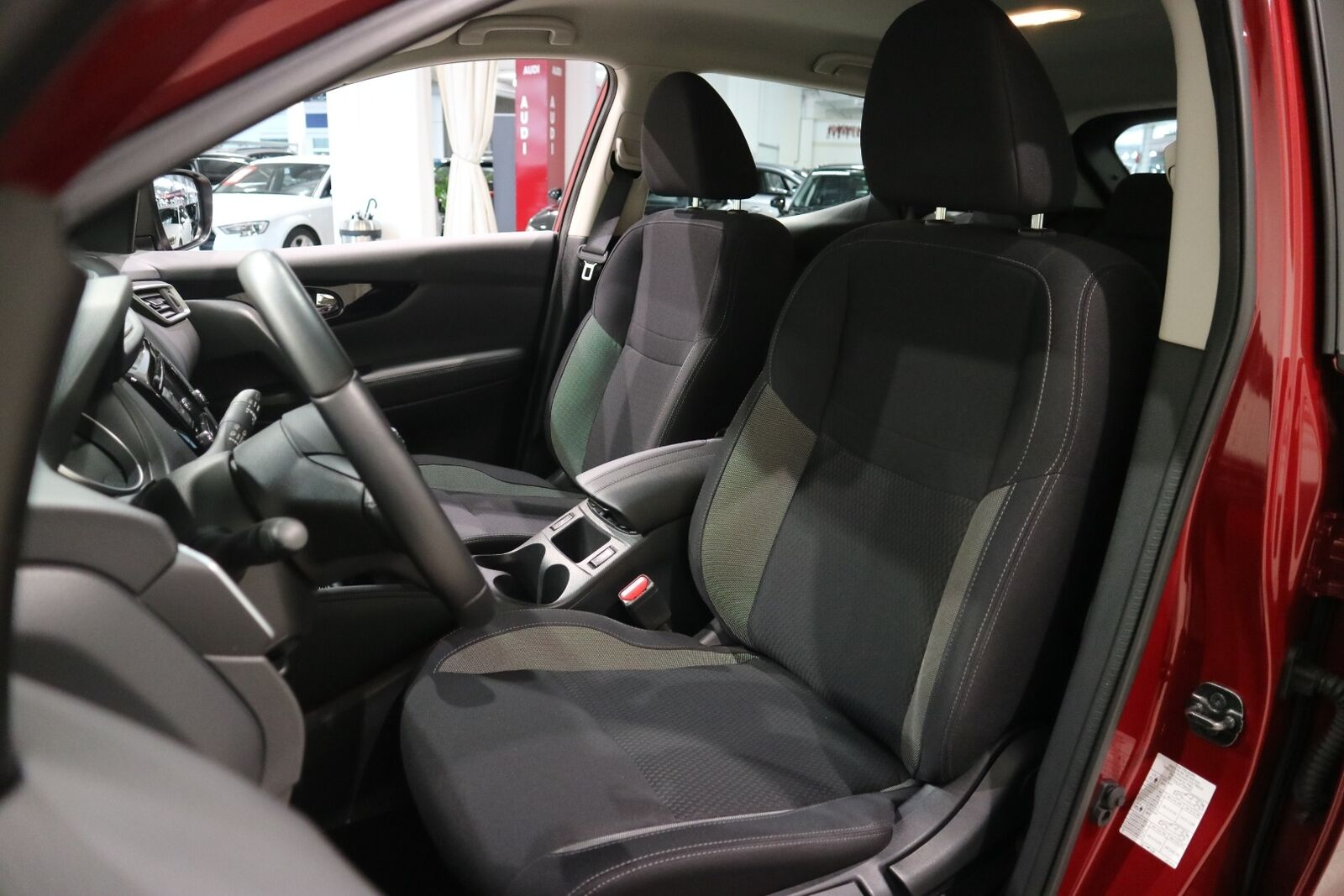 Nissan Qashqai 1,3 Dig-T 140 Acenta - billede 9