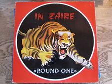 """ROUND ONE - IN ZAIRE  MAXI 12"""""""